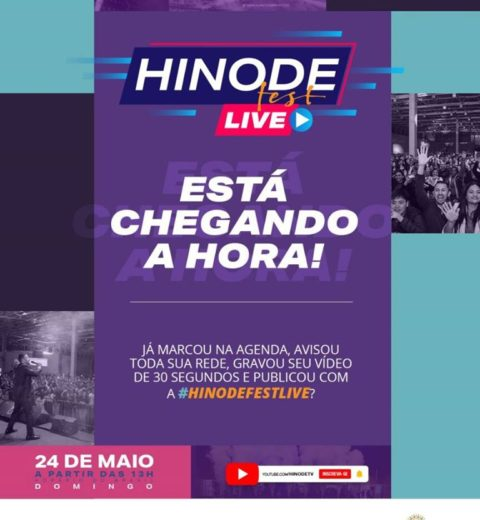 Hinode Fest Live