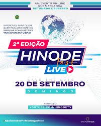 Hinode fest live 2º