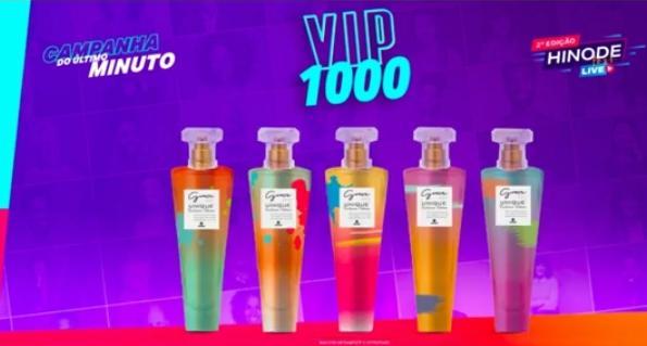 Grace Vip 1000 Hinode