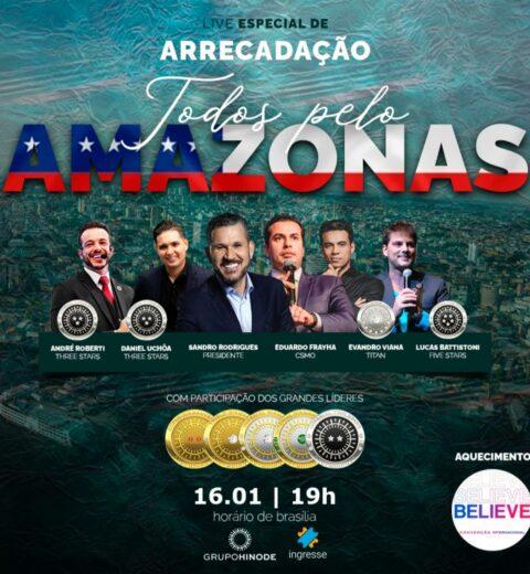 Todos pelo Amazonas