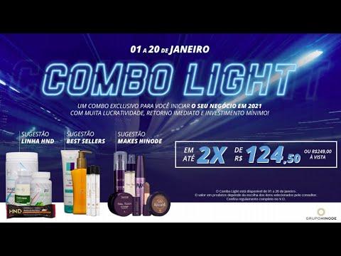 Combo Light Hinode