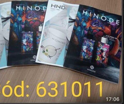 Novo Catálogo Hinode Ciclo 1 2021