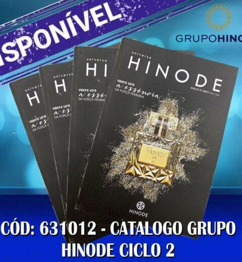 Novo Catálogo Hinode Ciclo 2 2021