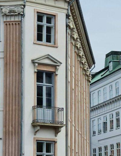 H.C. Andersen balkon