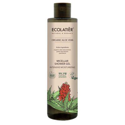 Ecolatier Naturlig duschgel med grönt te och aloe vera
