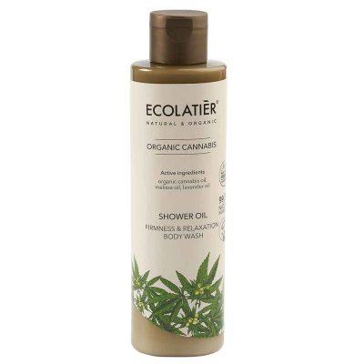 Ecolatiér Naturlig duscholja med lavendel