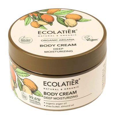 ekologisk argan body butter