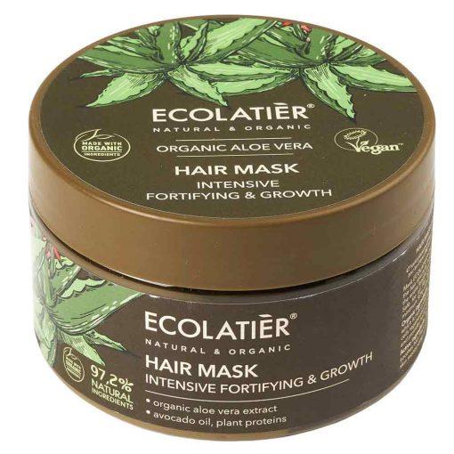 Ecolatiér ekologisk hårinpackning för torrt hår