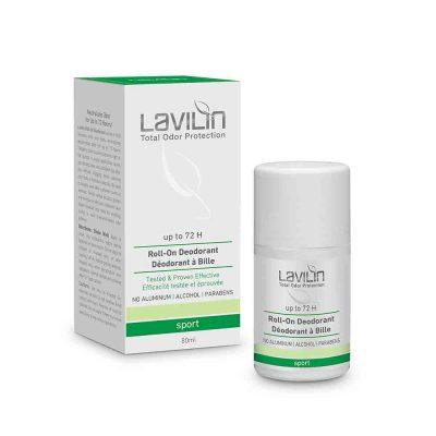 Lavilin deodorant roll-on sport