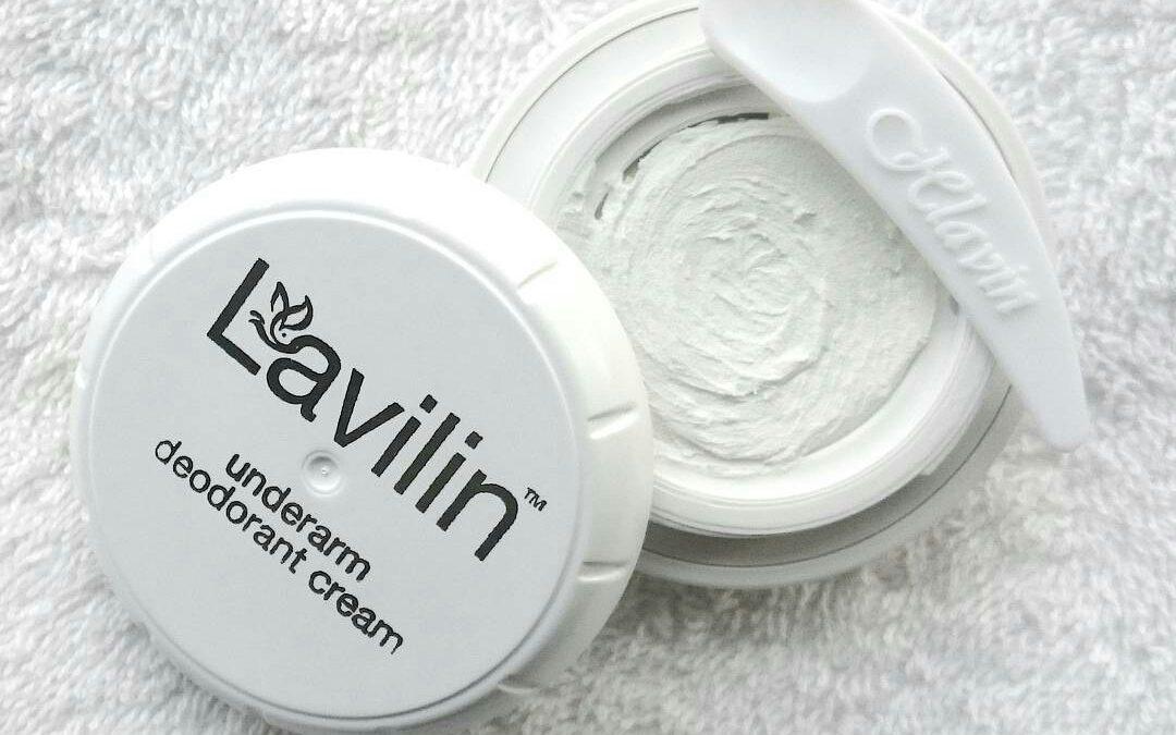 Aluminiumfri deodorant Lavilin testas av Passion För Hälsa