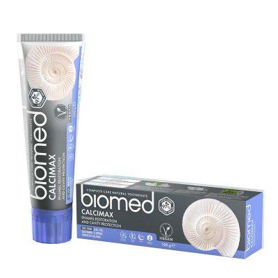 Biomed Calcimax tandkräm med hydroxyapatit