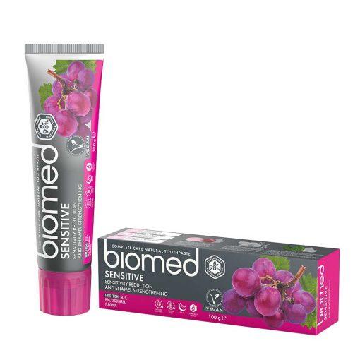 Biomed Senstitive tandkräm med hydroxyapatit