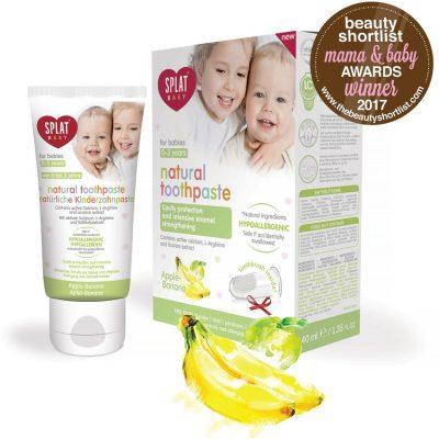 Splat tandkräm för barn 0-3 år