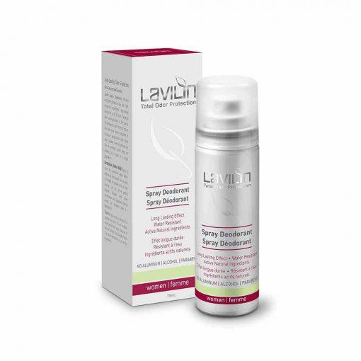 Lavilin deodorant spray för kvinnor