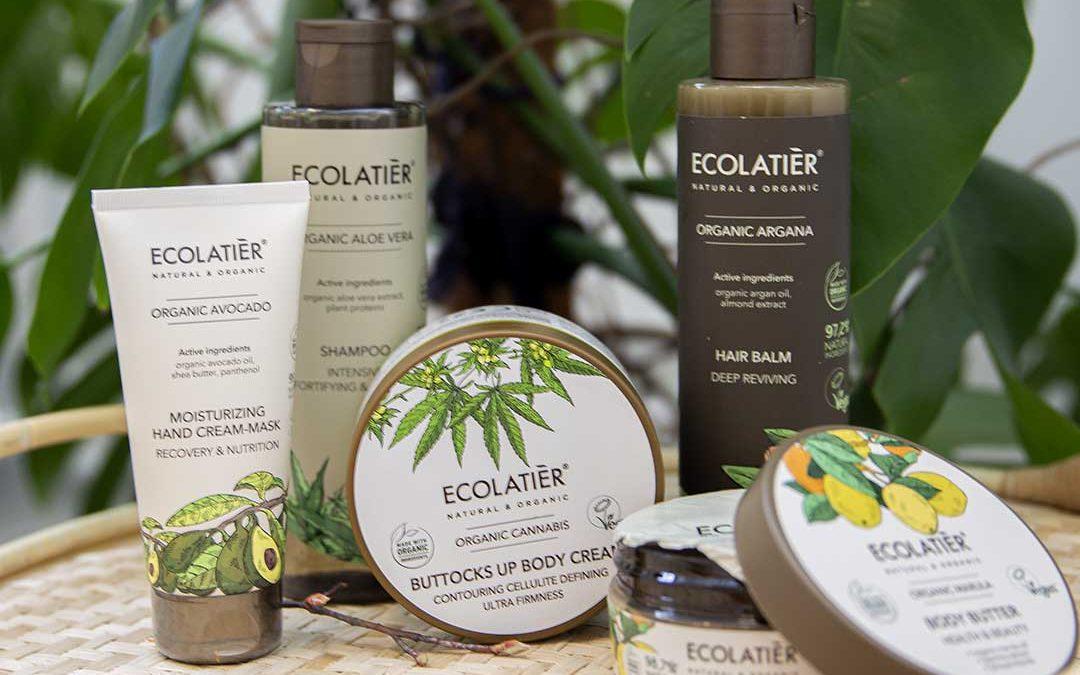 Ekologisk och vegansk hudvård