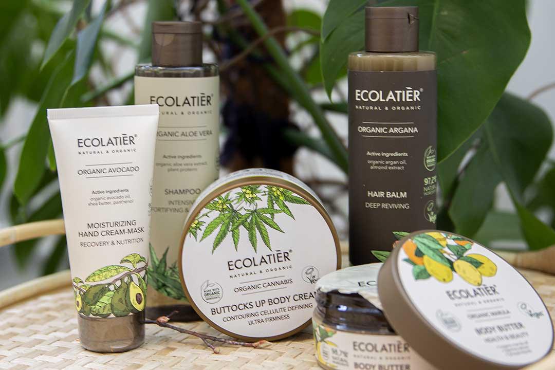 Ecolatiér är ett skönhetsmärke som erbjuder prisvärda produkter för hud och hår