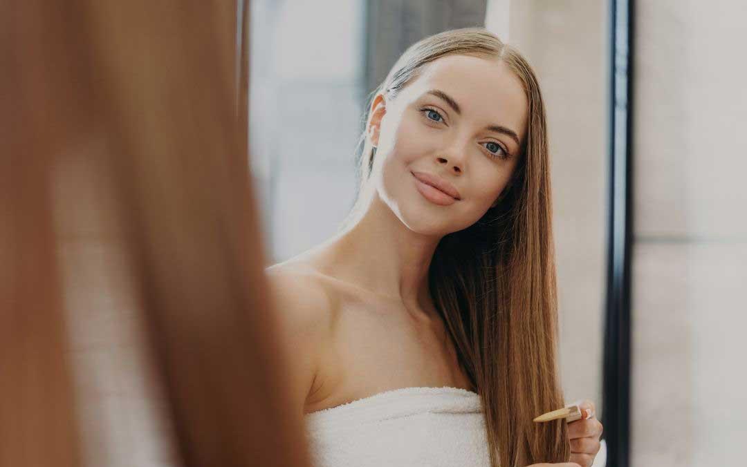 Ekologisk hårinpackning! Det perfekta komplementet till din dagliga hårvårdsrutin.
