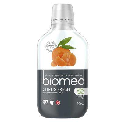 Biomed Citrus fresh munskölj