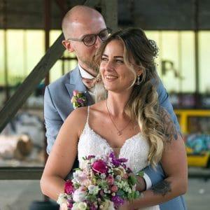Hochzeitspaar, Hochzeitsfotografie
