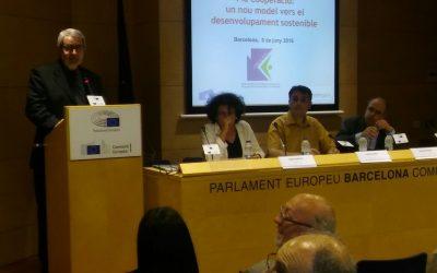 FCE presentation in Barcelona