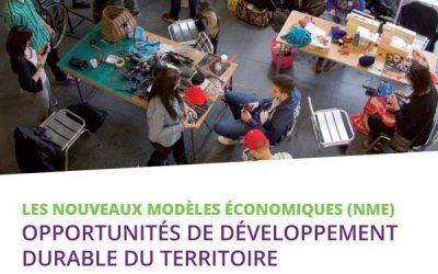 Nouveaux Modèles Économiques, opportunités de développement durable du territoire (CERDD)