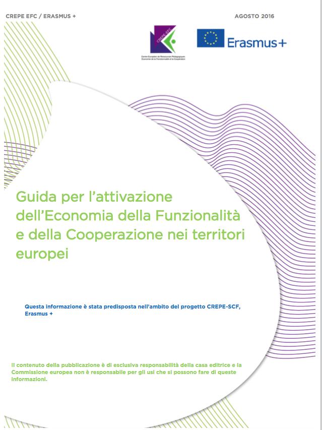 Guida per l'attivazione dell'Economia della Funcionalitá e della Cooperazione nei territori