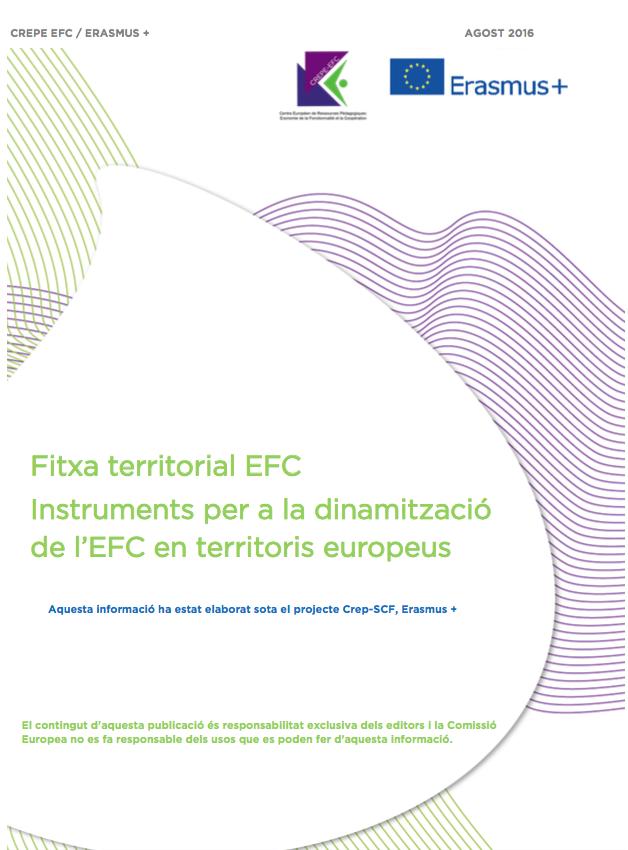 Fitxa territorial EFC Instruments per a la dinamitzacióde l'EFC en territoris europeus