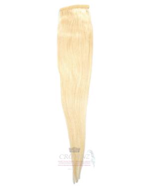 Human Hair Blonde Ponytail Extension