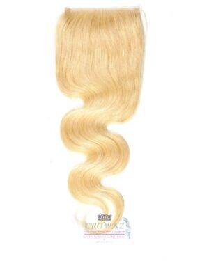 Blonde Body Wave Closure