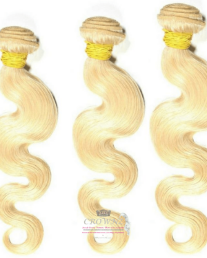 613 Blonde Body Wave Bundle Deal