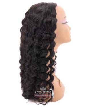 Brazilian Deep Wave u-part wig
