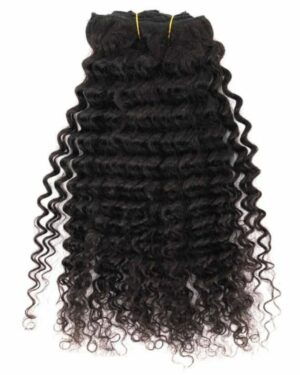Kinky Curly Clip-in Extensions