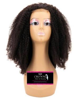 Afro Kinky Closure Wig