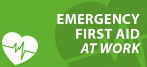 Emergency First Aid at Work logo