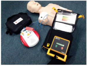 Automatic External Defibrillator image