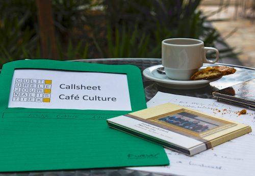 Callsheet met koffie Hijlco Span copyright Beitske Kempenaar FriesFrame