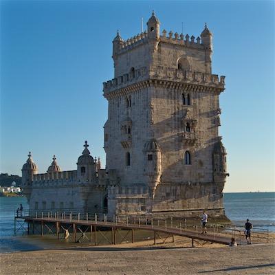 Toren Lissabon Weerlderfgoed in je achtertuin