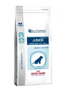 Junior Large Dog - Digest & Weight - Neutered