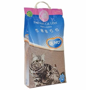 Kattenbakvulling Duvo+ Baby Powder