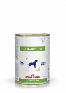Royal Canin Urinary S/O blik 400g