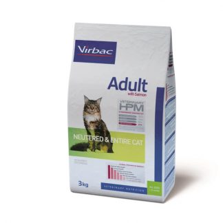 Virbac Adult Neutered & entire (salmon)