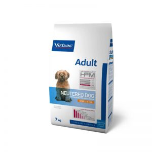 Virbac Adult neutered small toy