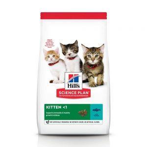 Hill's kitten tuna