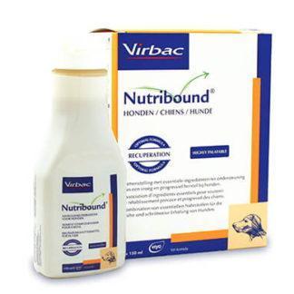 Nutribound hond