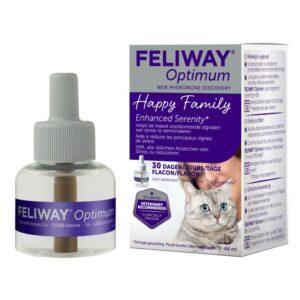 FELIWAY Optimum navulling_product+verpakking