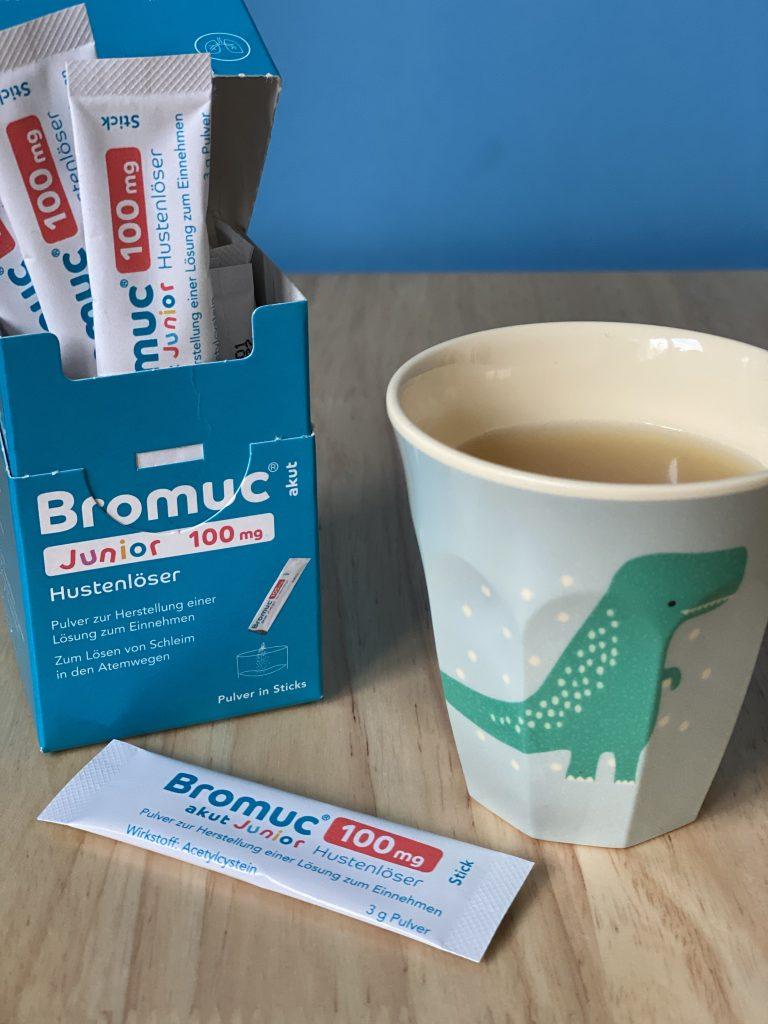 Bromuc Hustenlöser für Kinder