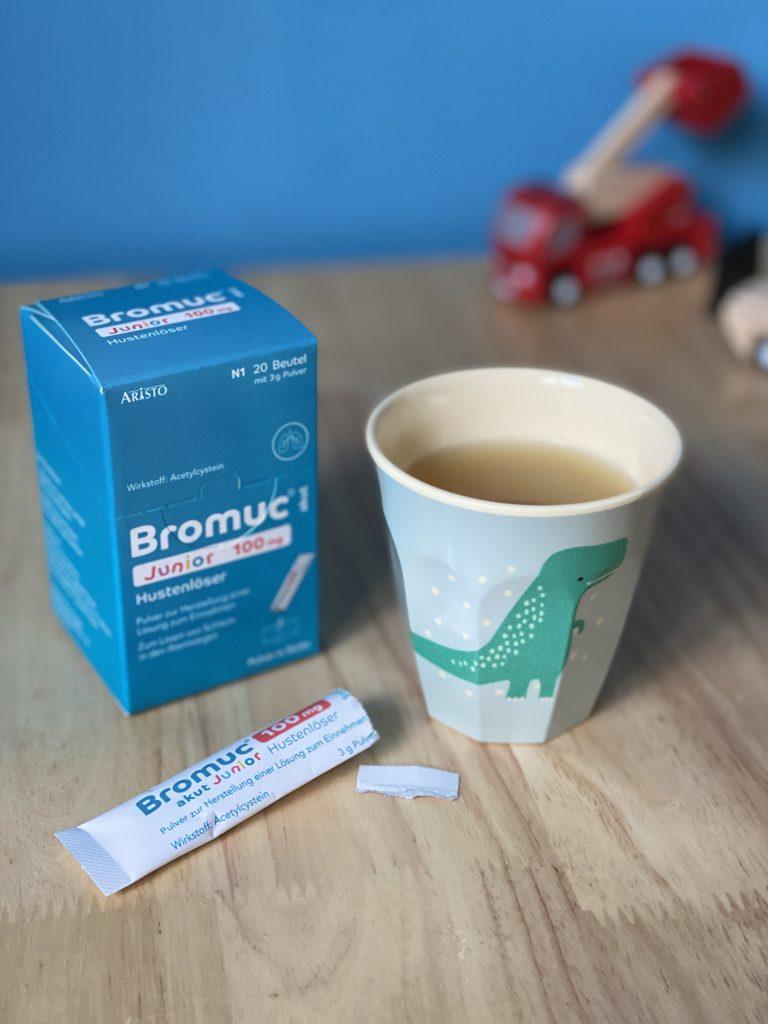 Bromuc bei Husten
