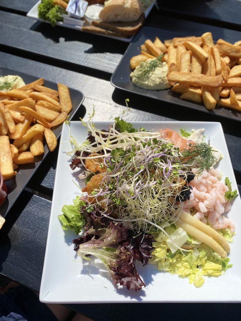Familienurlaub Restaurant Dänemark
