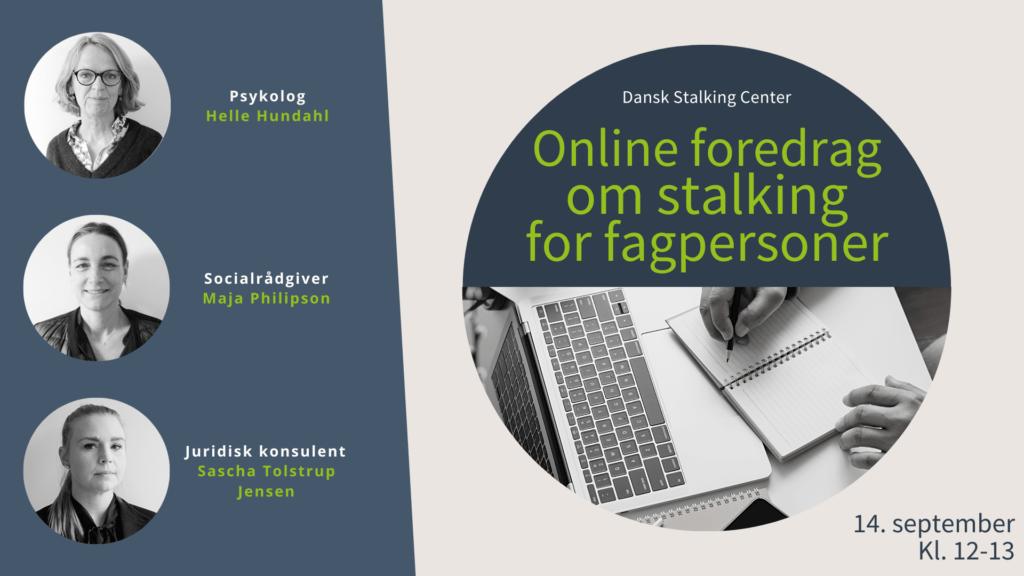 foredrag om stalking