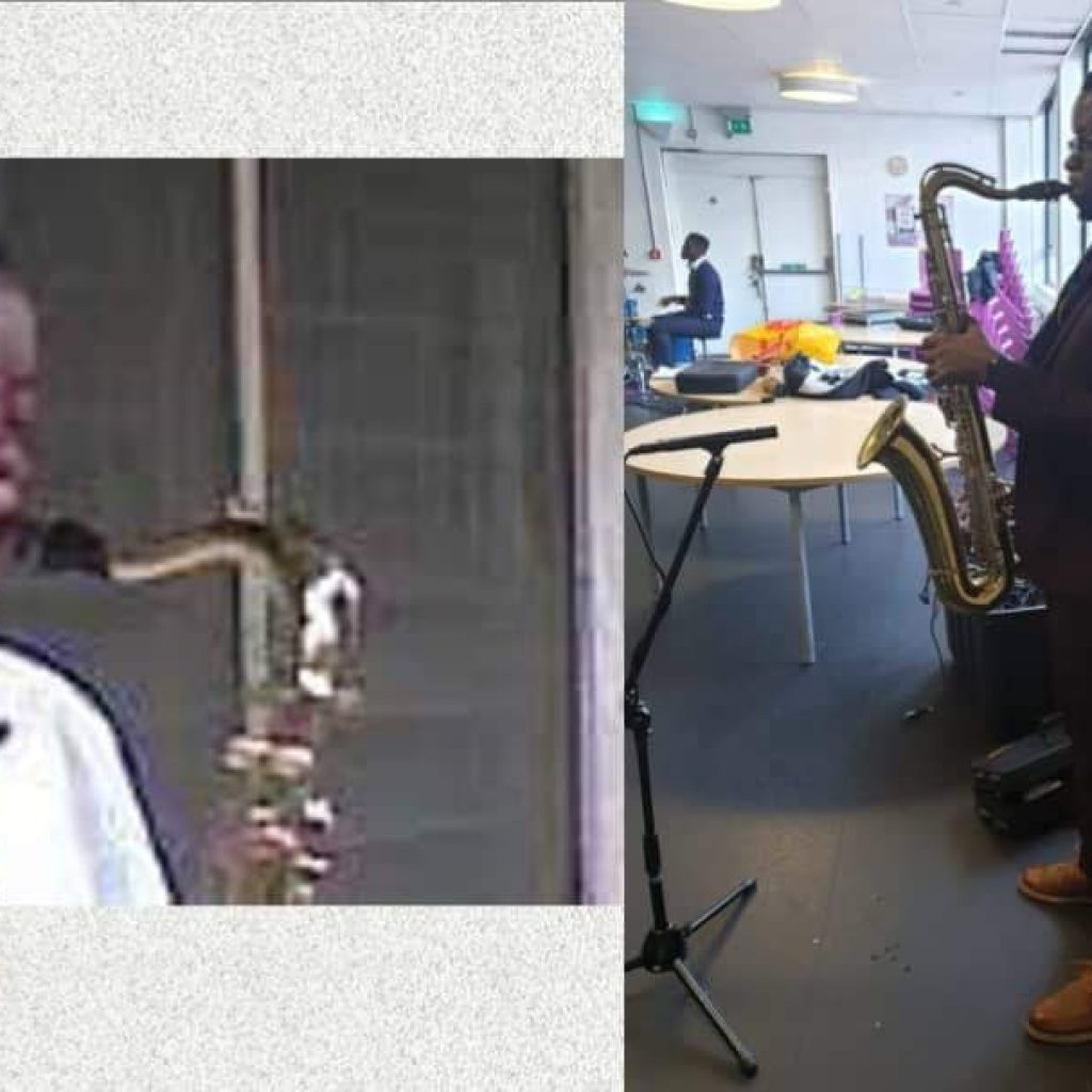 10 Years a Saxophonist Image